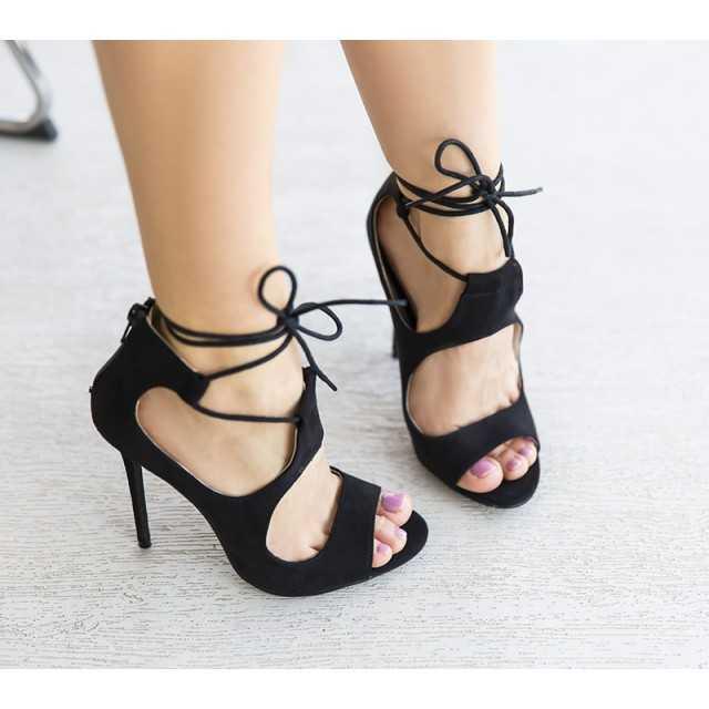 Sandale Ciao Negre