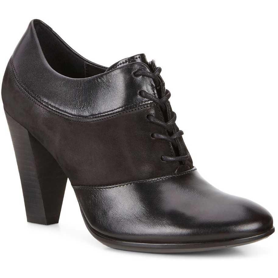 Pantofi business dama ECCO Shape 75 (Negri) piele naturala