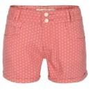 Pantaloni scurti cu buline - Roz TSZ0136RO