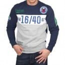 Bluza barbati Ecko Unlimited Red Cup 1640 Fleece Crew IF12-33912
