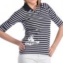 Bluza femei Puma Sailing 34 Sleeve Polo 55235402