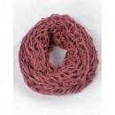 Fular circular - Roz SKM0068RO