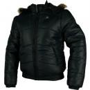 Geaca femei Le Coq Sportif Winter Jacket 267N023 culoare negru