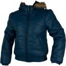 Geaca femei Le Coq Sportif Winter Jacket 267N023 culoare albastru