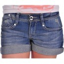 Pantaloni scurti femei Ecko Red Heritag BF Short IRS11-37703R