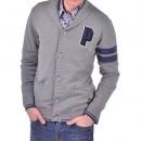 Pulover barbati Puma Knitted Varsity Cardigan 55825001