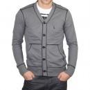 Cardigan barbati Marc Ecko Cut Sew Solid Jersey MECF12-33786