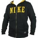 Hanorac barbati Nike Northrup Heritage FZ Hoodie Longs 522684-011