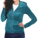 Hanorac femei Converse Basic Full zip Hoody 122W08