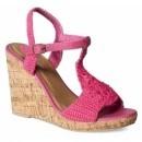 Buffalo - sandale Knit - roz - 4981-OBD166