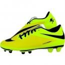 Ghete de fotbal barbati Nike Hypervenom Phade FG 599809-700