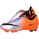 Ghete fotbal copii Nike Jr Mercurial Victory IV FG 553631-508