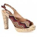 Pearlz - sandale - multicolor - 4981-OBD037