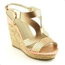 Sandale cupru din piele naturala