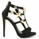 Sandale Starmi Negre