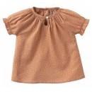 Bluza cu maneca scurta pentru fete