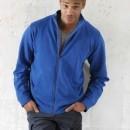 Jacheta din molton pentru barbati