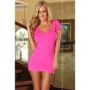 Rochie Sexy dress pink