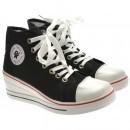 Pantofi Sport Bogo Negri