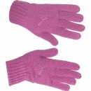 Manusi femei Puma Fundamentals Knit Gloves 04086204