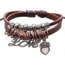 Bratara Retro love bangle