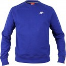 Pulover barbati Nike AW77 FT Crew 545137-455