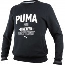 Pulover barbati Puma Style ATHL Crew Sweat FL 83411601