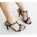 Sandale Mugur Negre