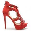 Sandale Venre Rosii