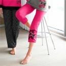 Pantaloni de pijama scurti cu imprimeu