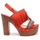 Sandale Verbona Rosii
