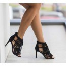 Sandale Zaxo Negre