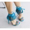 Sandale Marok Albastre