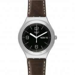 Ceas Swatch IRONY YGS764 Brown Sand
