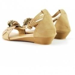 Sandale Denis Khaki (Khaki) - Khaki