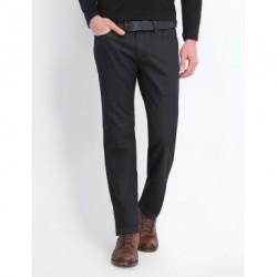 Pantaloni drepti - Negru SSP1606CA