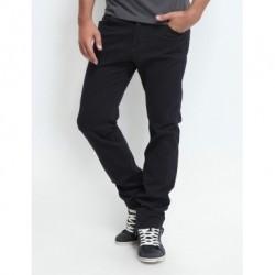 Pantaloni usor conici - Bleumarin TSP1119GR