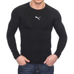 Bluza barbati Puma Bodywear LS Shirt 73834301