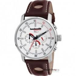 Ceas Lambretta IMOLA 2151whi Leather White