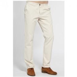 Ben Sherman - pantaloni - crem - 4981-SPM052