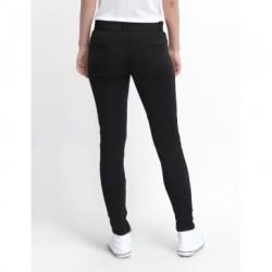 Pantaloni conici - Negru TSP1125CA-STK