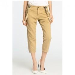 Diesel - pantaloni Dust - beige - 4981-SPD067
