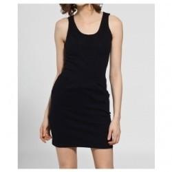 Numph - rochie Tyler - negru - 4991-SUD014