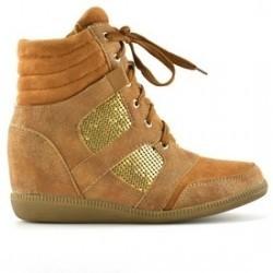 Pantofi Sport Giudy Camel