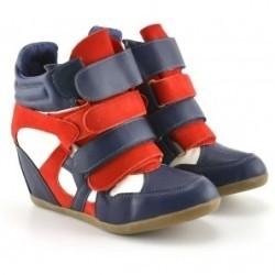 Pantofi Sport Tiky Albastri