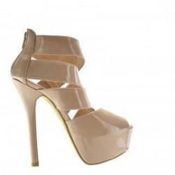 Sandale Timbar Bej 2