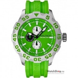 Ceas Nautica BFD Maritime A15580G Diver Multi-function