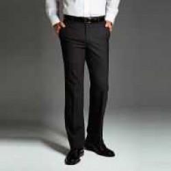 Pantaloni extensibili polilana uni barbati QUALITE PREMIUM