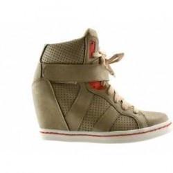 Pantofi Sport Lissa Beige