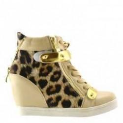 Pantofi Sport Panda Bej
